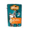 پوچ گربه میتونه حاوی مرغ و جگر و سبزیجات (100 گرم)
