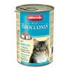 کنسرو گربه بروکنیز حاوی گوشت مرغ و ماهی پولاک (400 گرم) پت شاپ قلهک