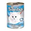 کنسرو گربه گوشت بره سیمبا (415 گرم)