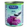 کنسرو سگ دکتر کلادرز حاوی گوشت شکار :: Dr. Clauder's Wild