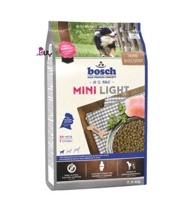 غذای سگ نژاد کوچک بوش دارای اضافه وزن یا مستعد چاقی (۲/۵ کیلوگرم)