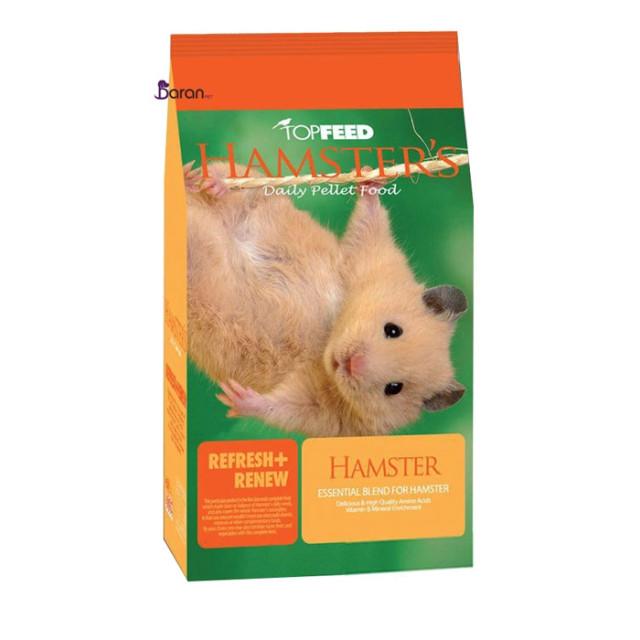 غذای همستر تاپ فید top feed
