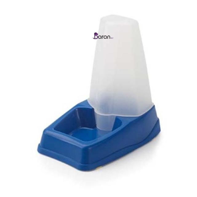 ظرف آب مخزن دار سگ و گربه ساویک (1/5 لیتری)