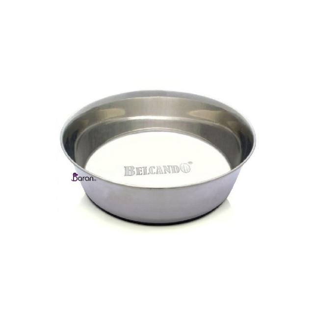 ظرف آب و غذای استیل سگ بلکاندو