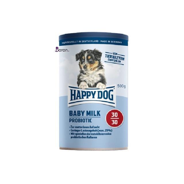 شیر خشک توله سگ هپی داگ