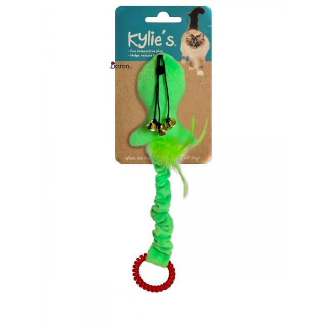 اسباب بازی گربه ماهی دم بلند کشی کایلی