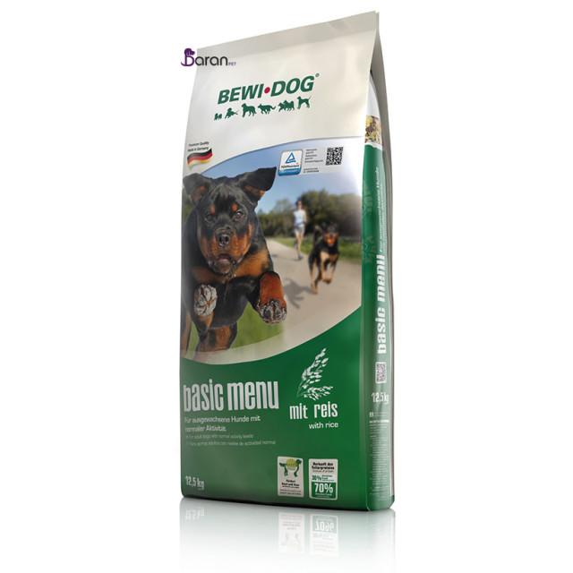 غذای سگ با فعالیت معمولی بوی داگ (12/5 کیلوگرم)