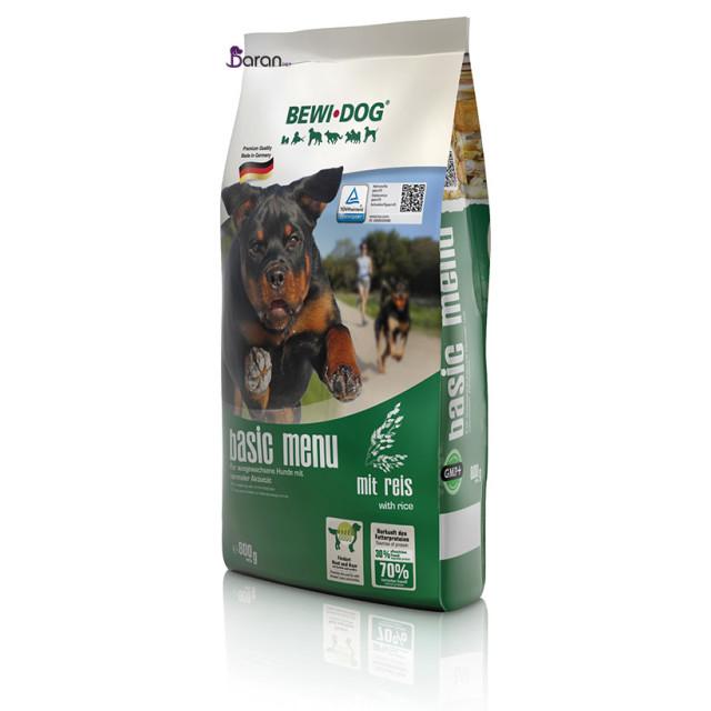 غذای سگ با فعالیت معمولی بوی داگ