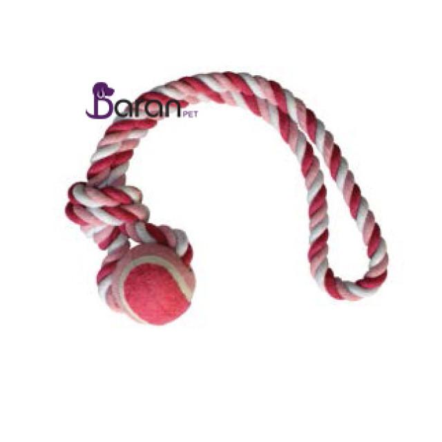 توپ و طناب گره دار (33 سانتی متر)