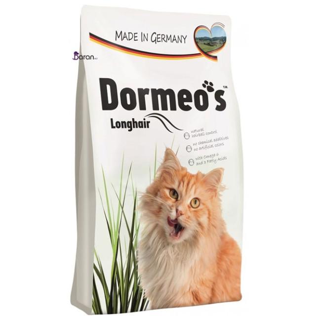 غذای مخصوص گربه مو بلند دورمئو (2/5 کیلوگرم)