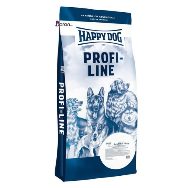 غذای هپی داگ مخصوص سگ بالغ نژاد کوچک (18 کیلوگرم)
