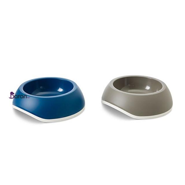 ظرف غذای گربه و سگ تکی گرد استپ دار ساویک