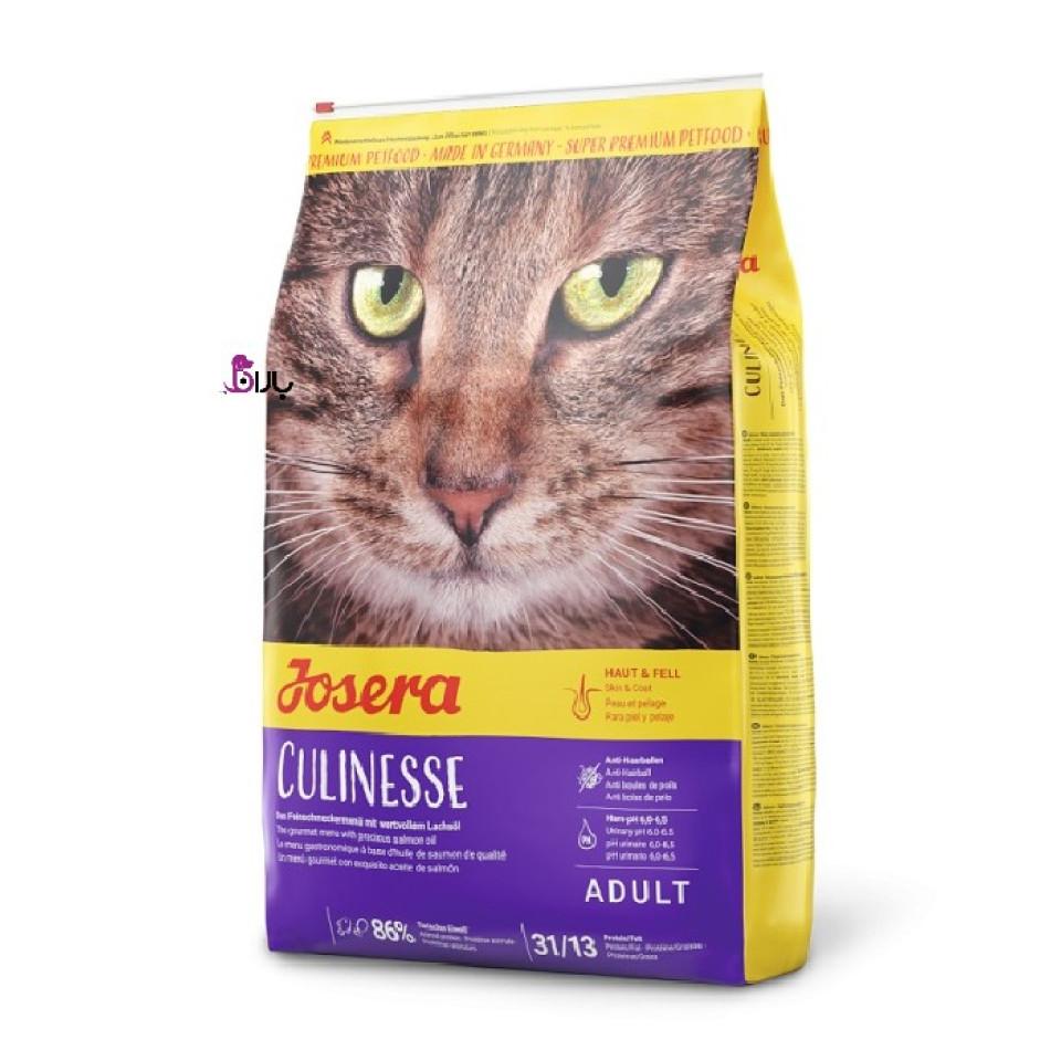 غذای گربه بد اشتها جوسرا کولینس