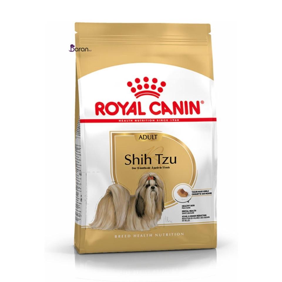 غذای سگ رویال کنین مخصوص سگ شیتزو بالغ