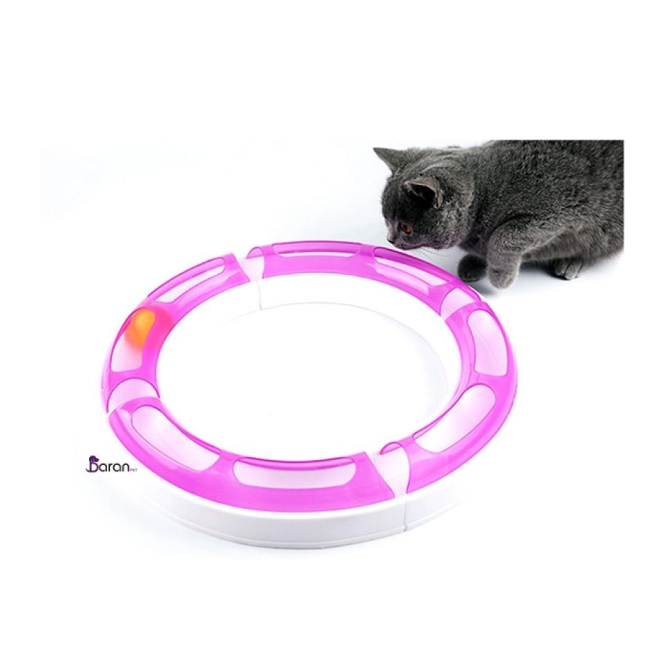 اسباب بازی گربه ریلی 4حالته کیتن