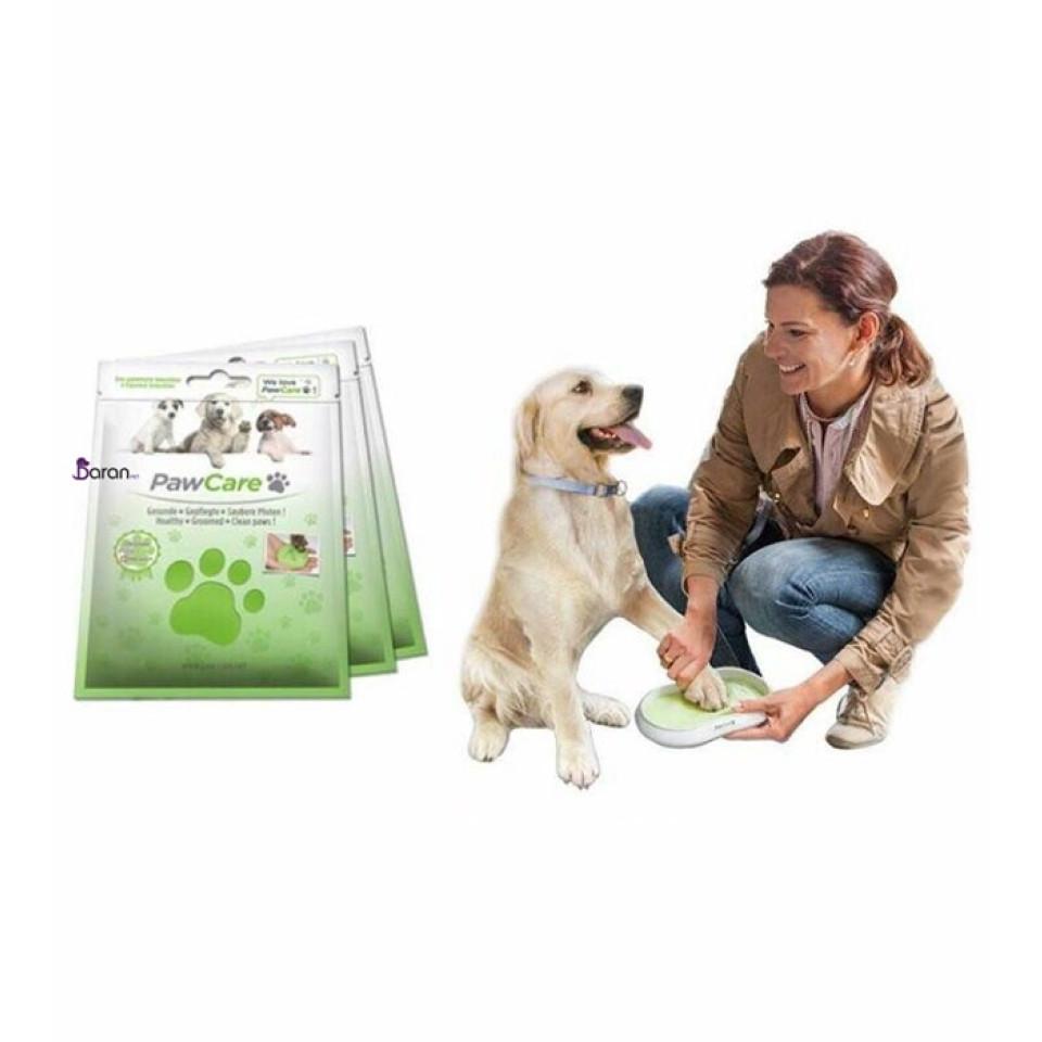 ژل تمیز کننده دست و پای حیوانات PawCare