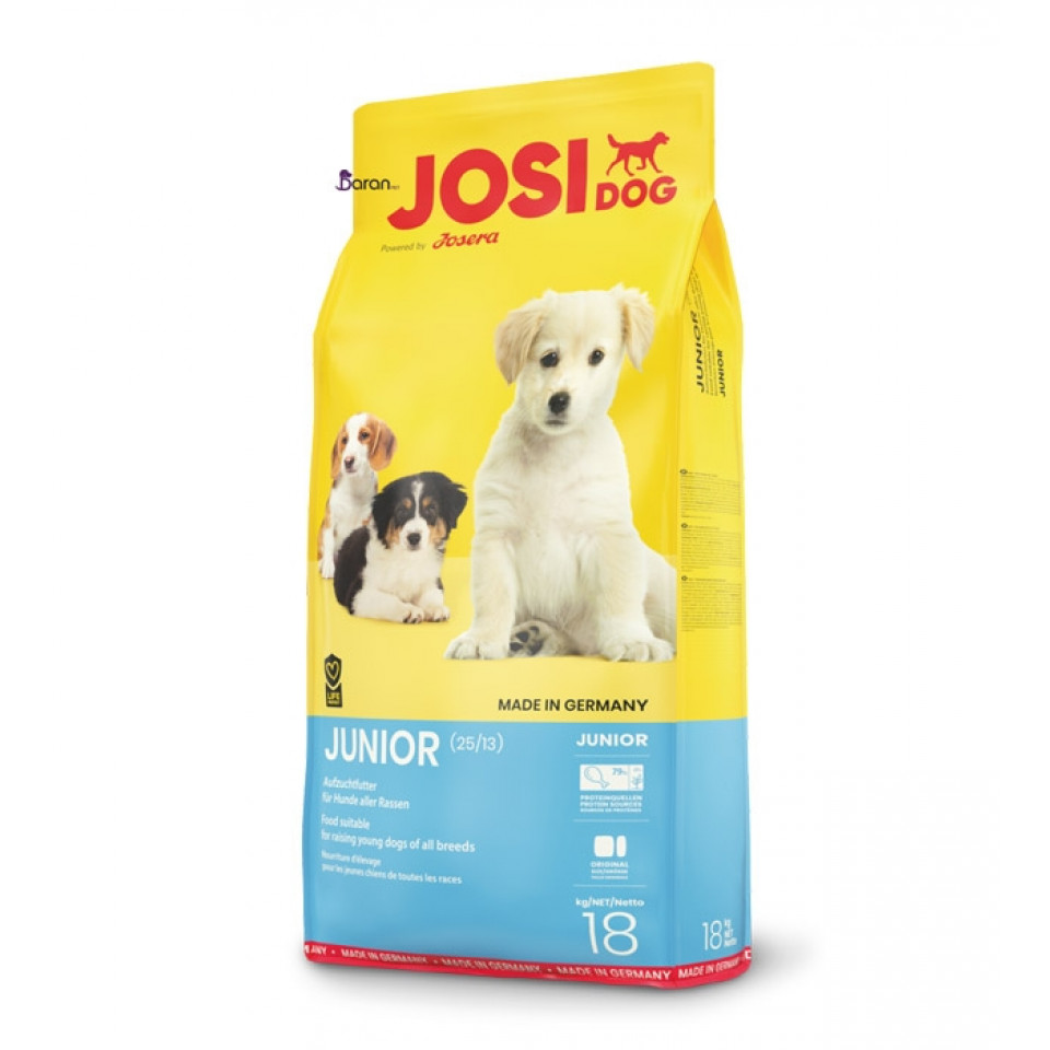 غذای توله سگ جوسی داگ جونیور (18 کیلوگرم)