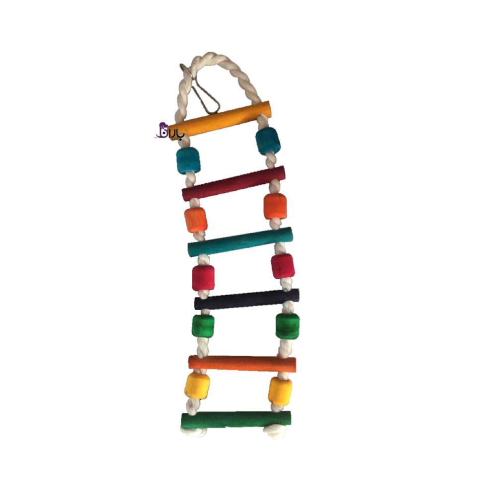 اسباب بازی نردبان مخصوص پرندگان