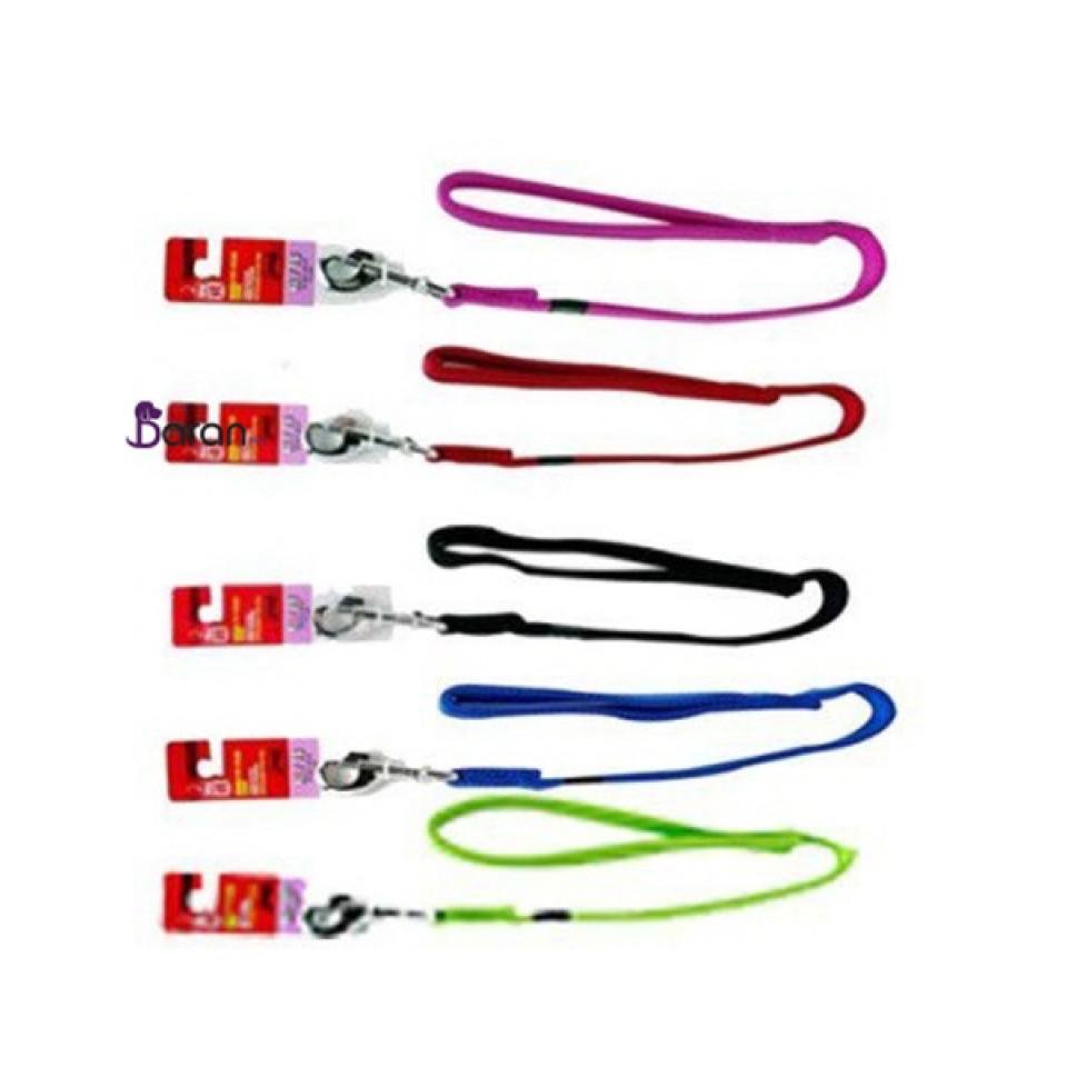 قلاده تنی و بند قلاده هاگن طرح ساده مناسب سگ و گربه سایز XS