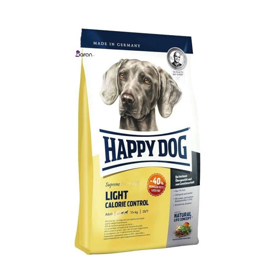 غذای سگ رژیمی هپی داگ برای کنترل کالری (12/5 کیلوگرم)