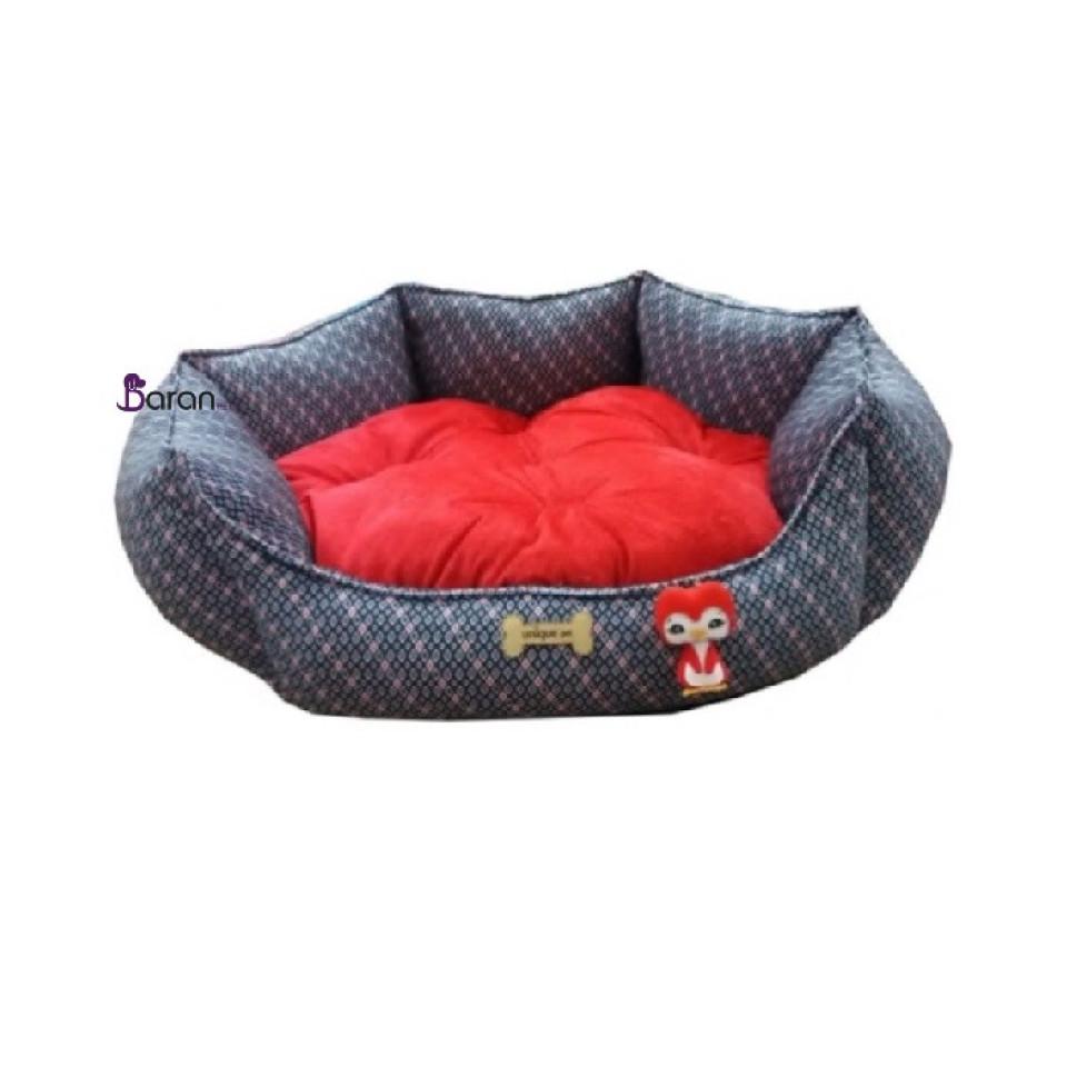 جای خواب شش ضلعی مناسب سگ و گربه