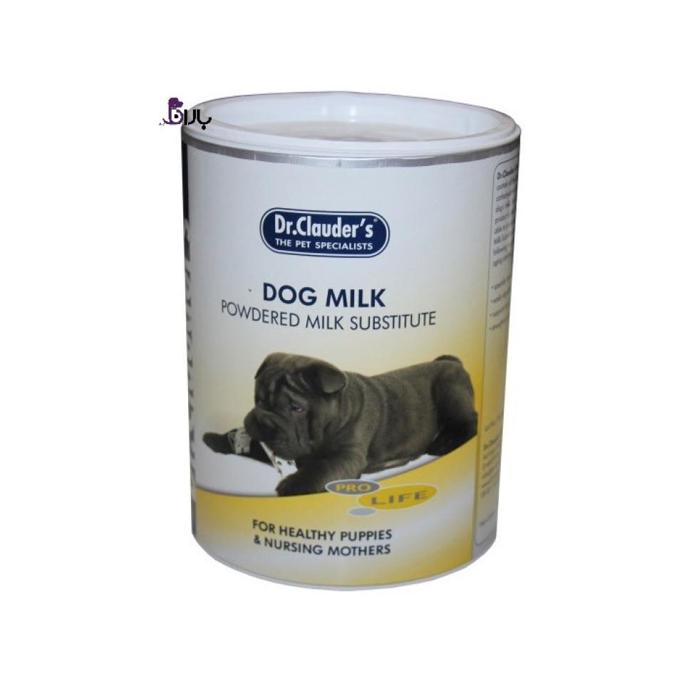 شیر خشک سگ دکتر کلادرز