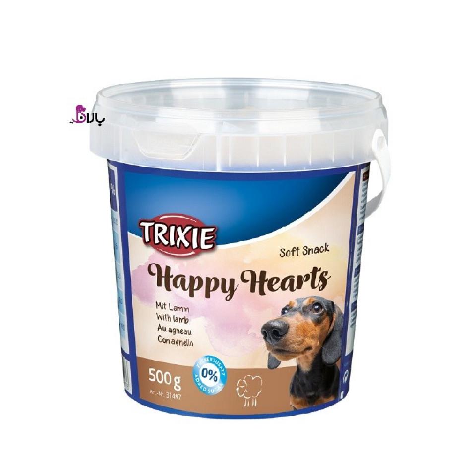 تشویقی نرم قلبی سگ تریکسی