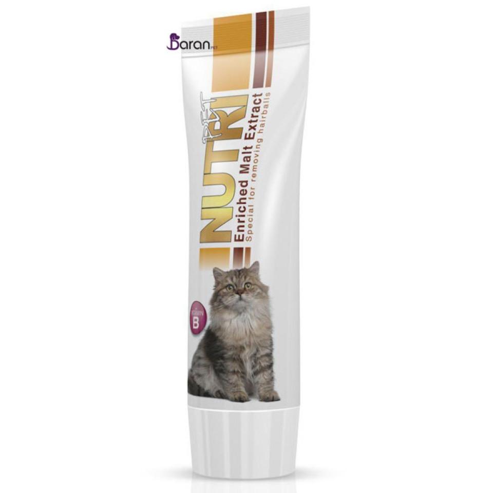 عصاره مالت نوتری پت مخصوص گربه 80 گرمی