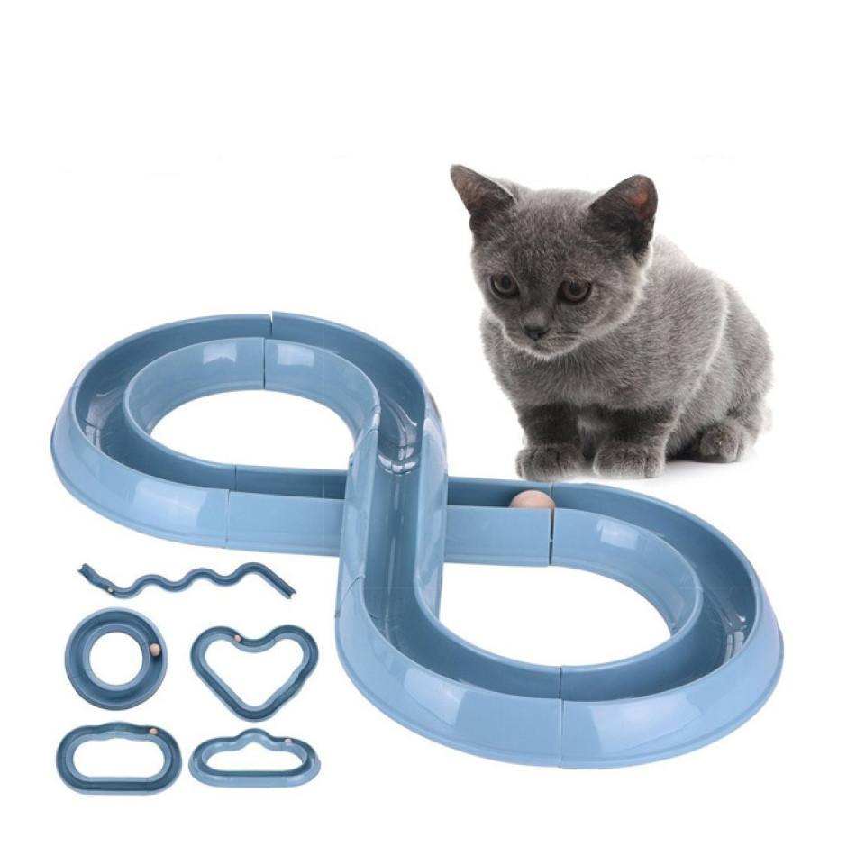 اسباب بازی گربه ریلی 5حالته