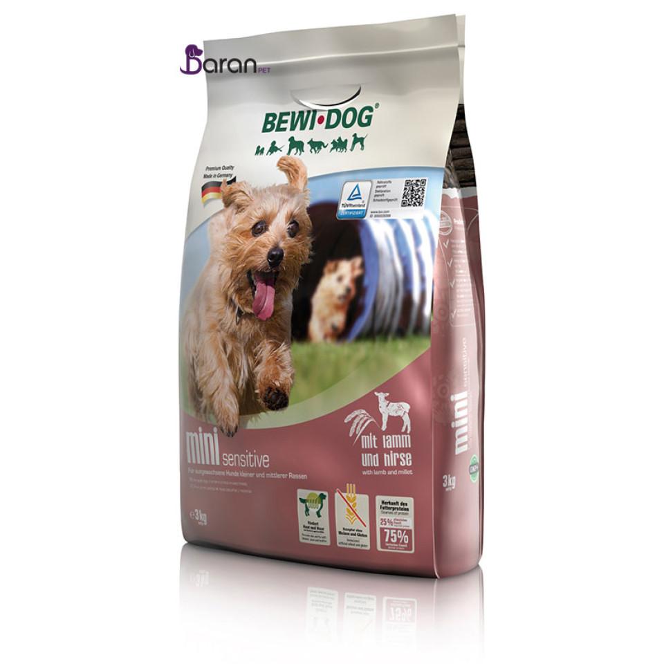 غذای سگ نژاد کوچک و متوسط بد اشتها بوی داگ (3 کیلوگرم)