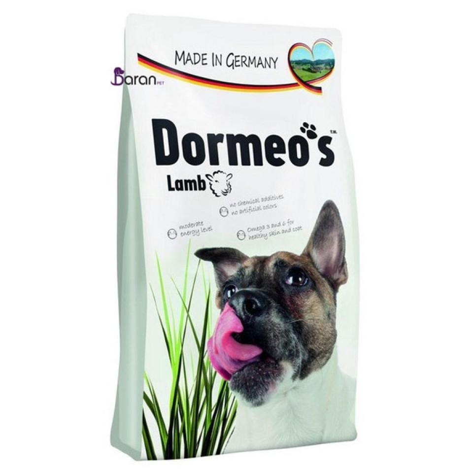 غذای سگ دورمئو حاوی گوشت بره (15 کیلوگرم)