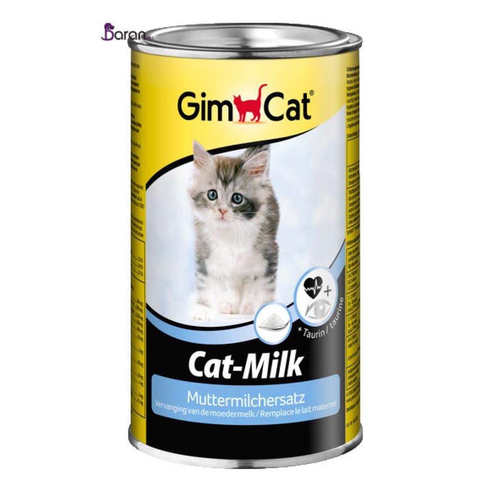 شیر خشک مخصوص بچه گربه جیم کت