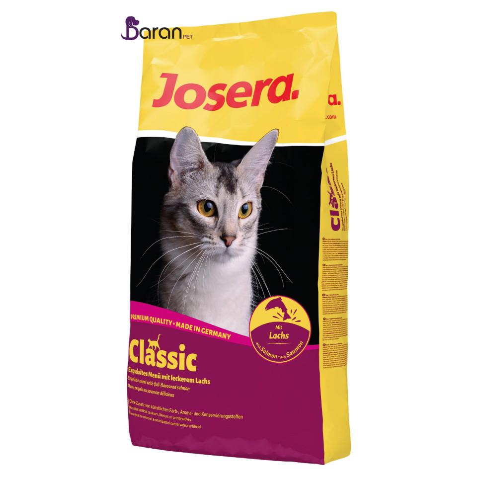 غذای خشک گربه جوسرا کلاسیک طعم ماهی