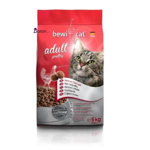 غذای گربه بالغ بوی کت حاوی مرغ (۵ کیلوگرم)