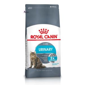غذای گربه رویال کنین یورینری مخصوص سلامت دستگاه ادراری (۲ کیلوگرم)
