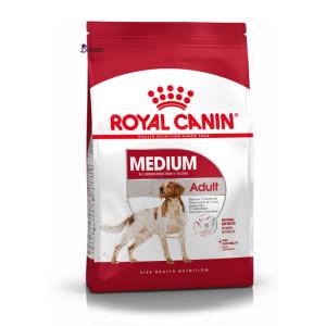 غذای سگ بالغ نژاد متوسط رویال کنین (۴ کیلوگرم)