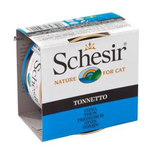 کنسرو گربه شسیر ماهی تن (۸۵ گرم)