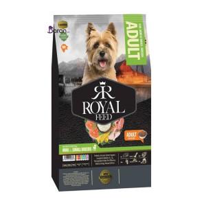 غذای سگ بالغ نژاد کوچک رویال فید (۳ کیلوگرم)