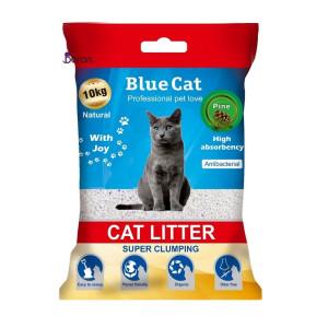 خاک گربه بلو کت با رایحه کاج (۱۰ کیلوگرم)