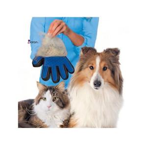 دستکش ماساژ سگ و گربه جادویی