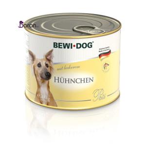 کنسرو سگ بوی داگ حاوی مرغ (۲۰۰ گرم)