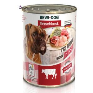 کنسرو سگ بوی داگ حاوی شکمبه گوساله (۸۰۰ گرم)