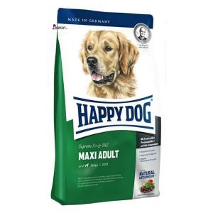 غذای سگ بالغ نژاد بزرگ هپی داگ (۱۵ کیلوگرم)