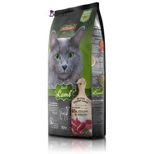 غذای گربه لئوناردو حاوی بره (۱۵ کیلوگرم)
